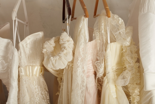 Wedding Dresses Dry Cleaning - High Cut Wedding Dresses